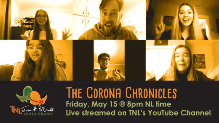 The Corona Chronicles Sketch Comedy Show