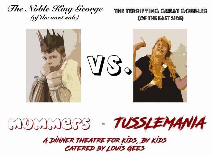 MUMMERS: Tusslemania