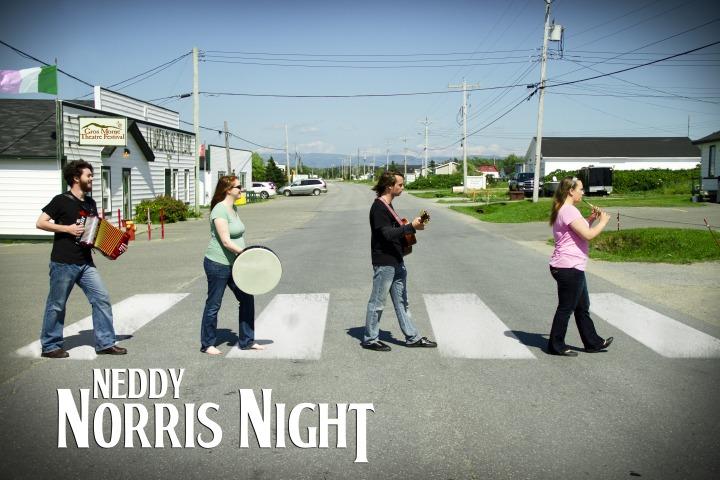 Neddy Norris Night