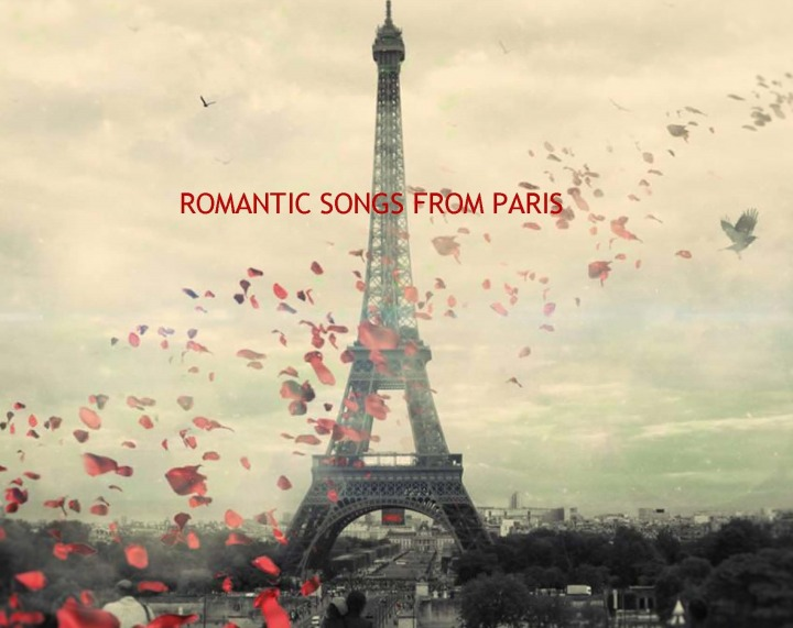 Romantic Songs from Paris